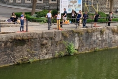Magnet fishing in the Basin - May 2020