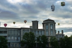 Balloons over The General - Aug 2013