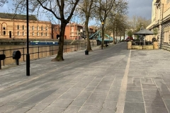 Completed paving at Lower Guinea Street - Dec 2019